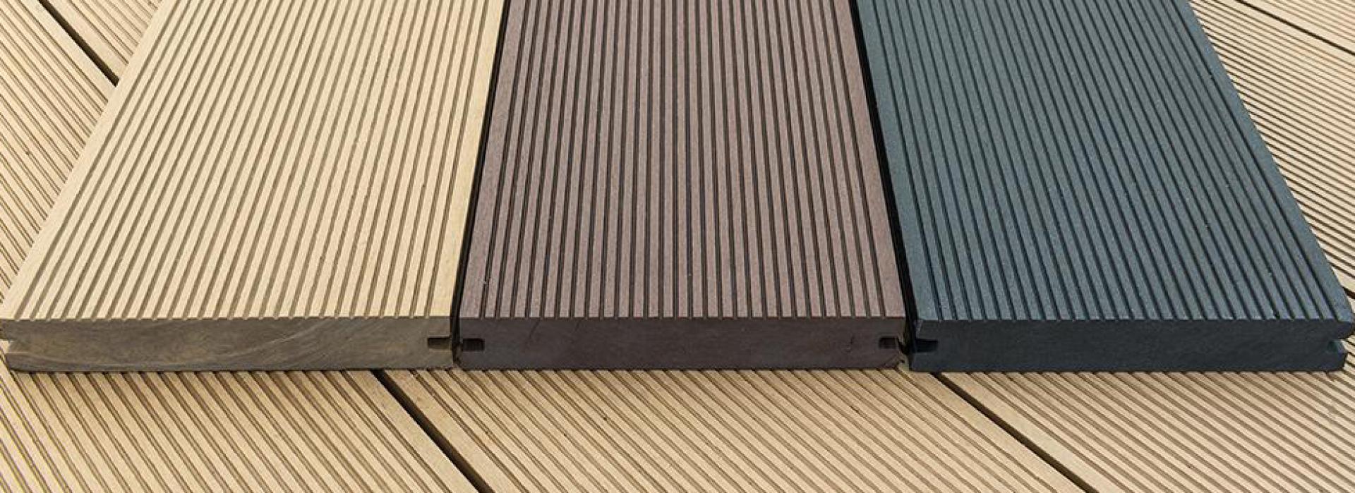 Tecnologias limpas na engenharia e arquitetura engeduca for Non wood decking material